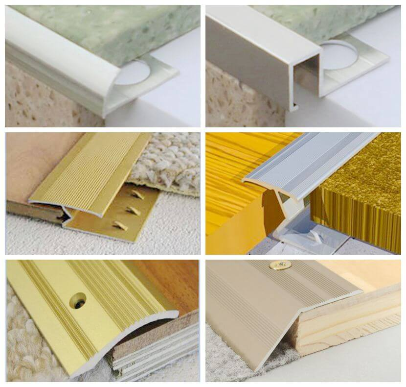 Why us for Aluminum tile trim