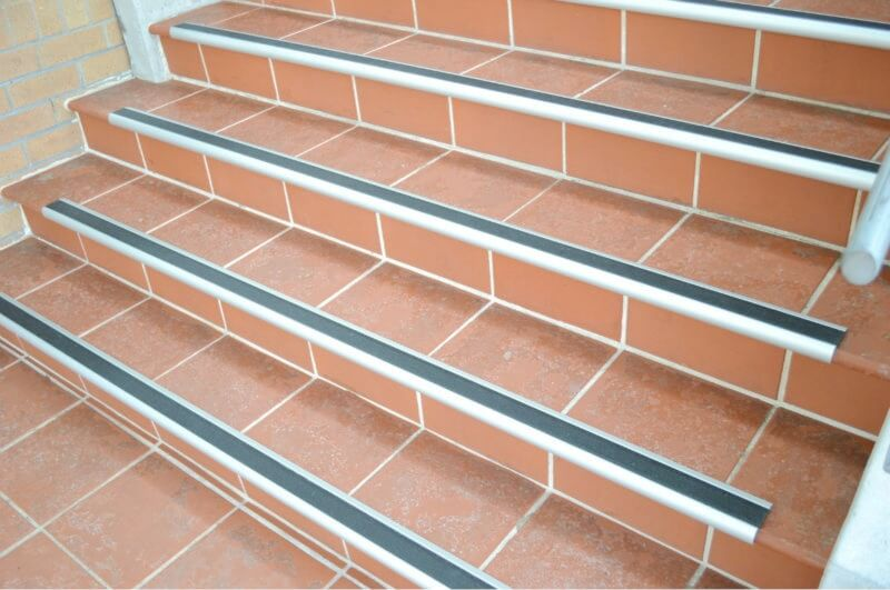 Aluminum Stair Nosing Protect Your Staircase